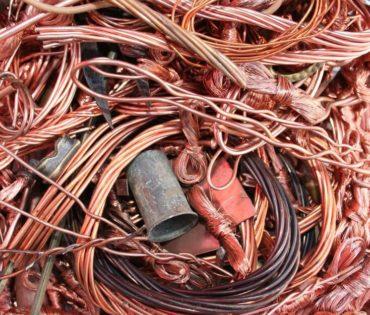Kupfer verkaufen
