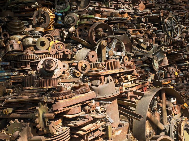 Schrott & Metall Handel